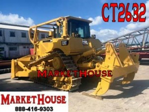 CT2632 - 2006 CAT D8T CRAWLER TRACTOR