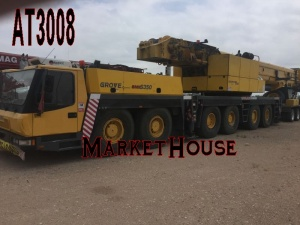 AT3008 - 2010 GROVE GKM6350 ALL TERRAIN CRANE