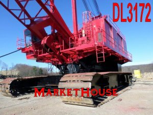 DL3172 - 1980 MANITOWOC 6400-3 VICON DRAGLINE