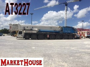 AT3227 - 2007 GROVE GMK7550 ALL TERRAIN CRANE
