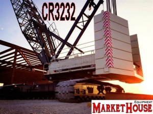 CR3232 - TEREX HC 285 CRAWLER CRANE - NEW