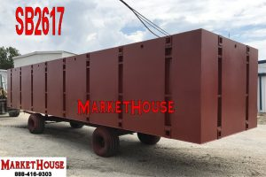 SB2617 - 40' x 10' x 7' SECTIONAL BARGE