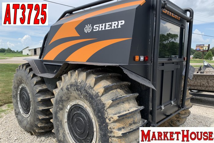 AT3725 - SHERP PRO MODEL ALL-TERRAIN VEHICLE